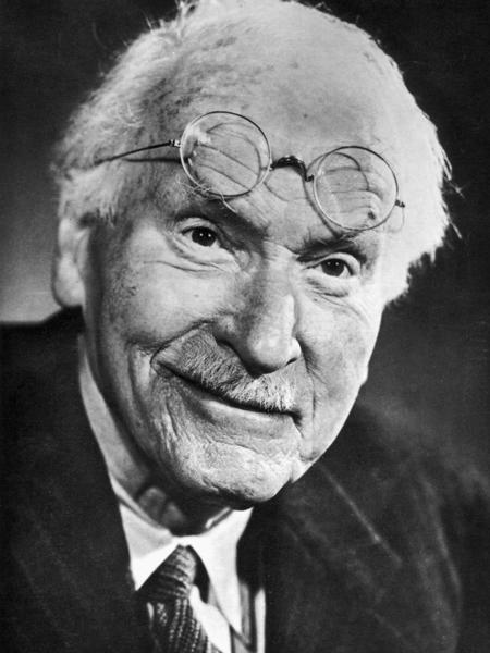 Un éclaireur de notre chambre obscure… Carl Gustav Jung