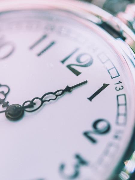 Quand il est temps de reprendre le chrono de notre vie.